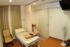 Patient room - Alpha Fertility center