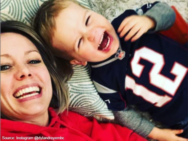 Dylan Dreyer pregnant again after battling infertility