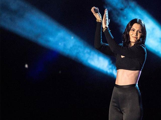 Jessie J sings about Infertility