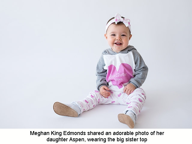Meghan King Edmonds - IVF daughter
