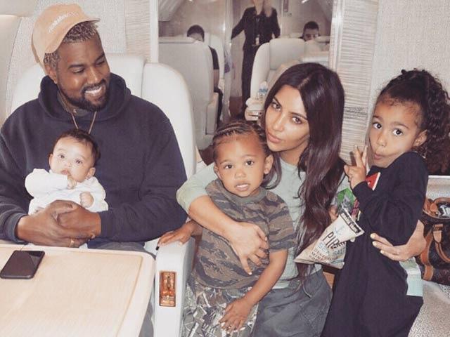Kim Kardashian children