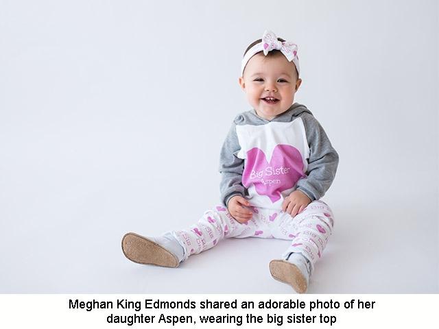 Meghan King Edmonds - IVF daughter