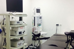 IVF clinic - checkup-room