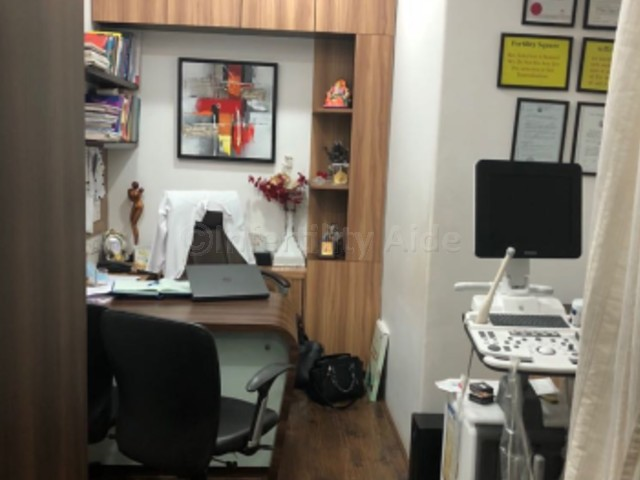 Consultation room - Fertility Square