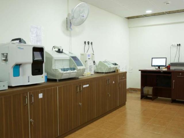 Laboratory - Indigo IVF Chennai