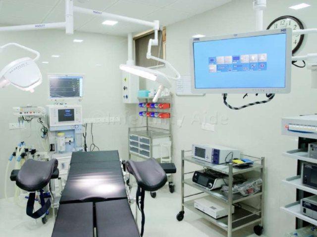 Operation room - Indigo IVF Chennai