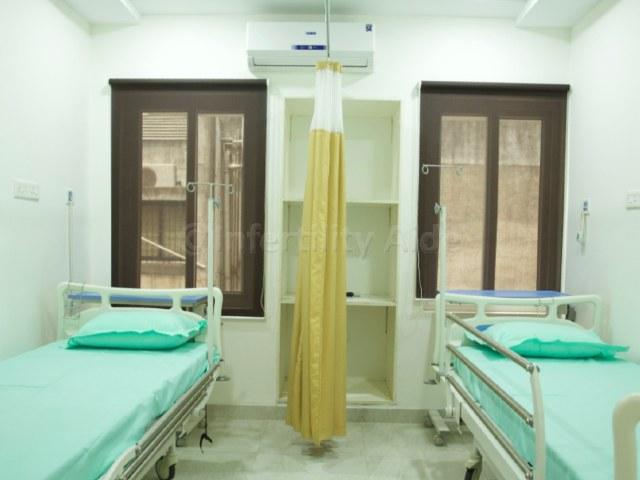 Recovery room-  IVF clinic Chennai