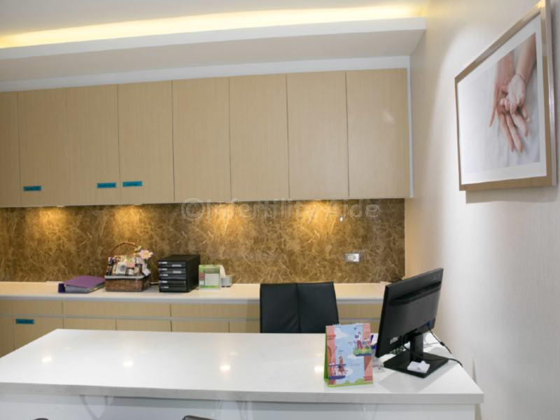 Consultation room - Inspire IVF - Bangkok, Thailand