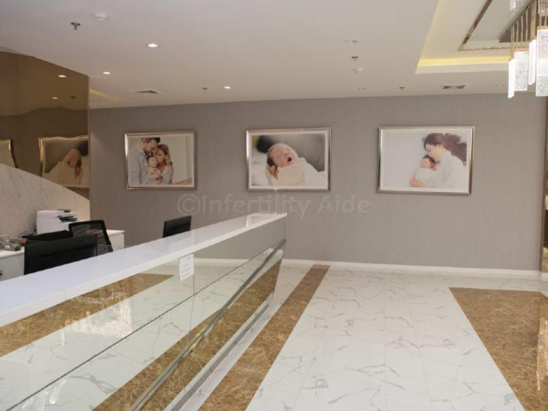 Foyer - Inspire IVF - Bangkok, Thailand