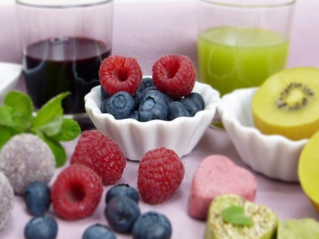 Antioxidant rich diet for IVF