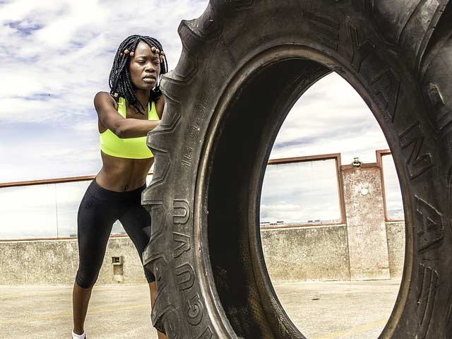 Excessive training can lower female fertility