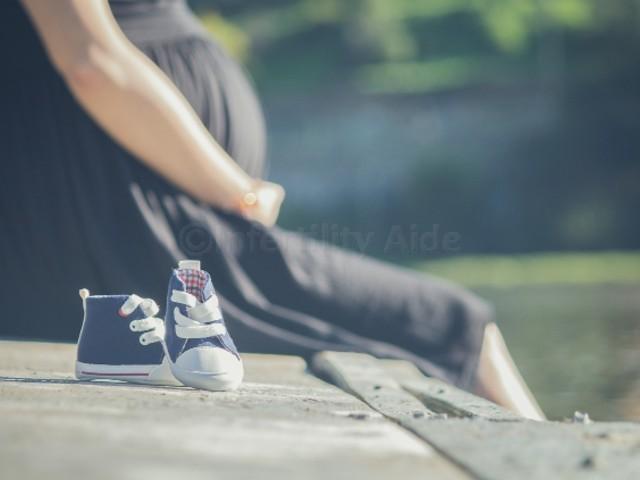 Pregnancy after IVF