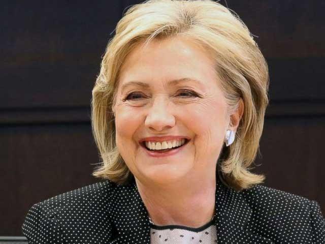 Hillary Clinton - endometriosis