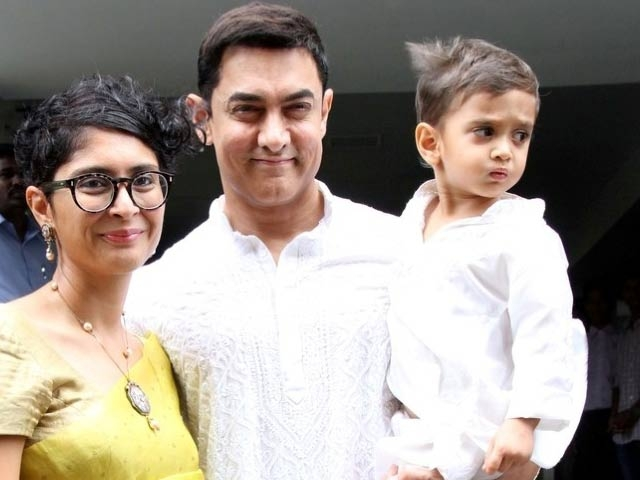 Aamir Khan surrogacy child