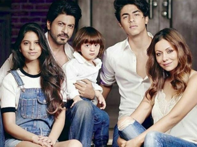 Shahrukh Khan surrogacy child