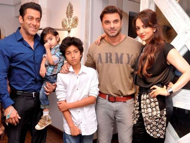 Sohail Khan surrogacy child