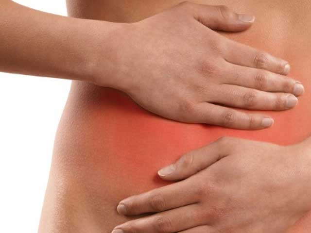 Lower abdomen pain - endometriosis