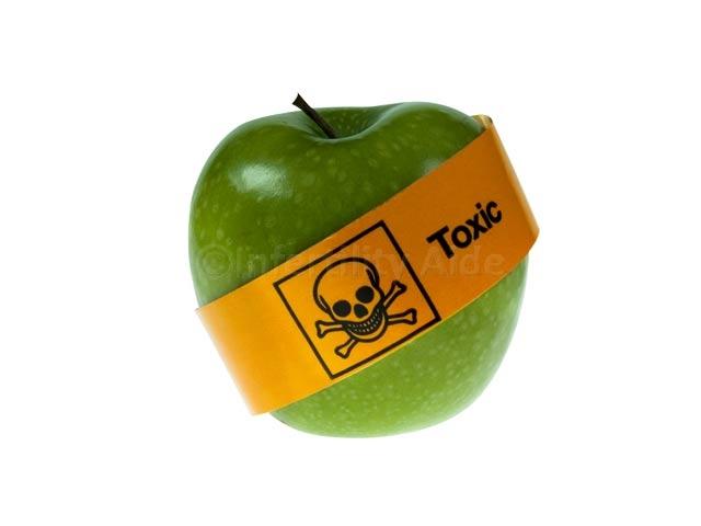 Pesticides bad for fertility