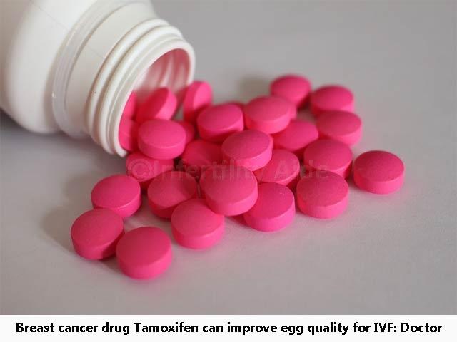 Breast cancer drug improves IVF success
