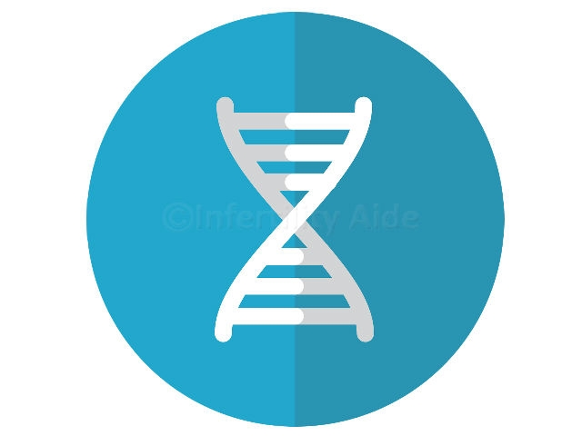 Small section of DNA from egg donor