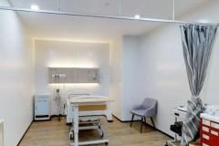 Patient room KL Fertility