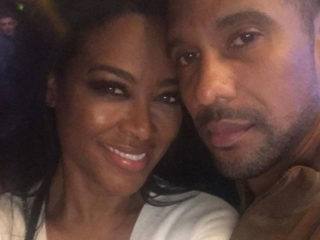 Kenya Moore goes to Barbados for IVF